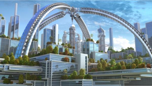 VIlle du futur en 2050