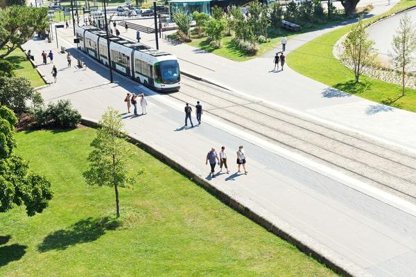 intermodalité urbaine smart city