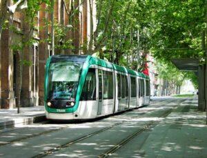Barcelone plan urbain de mobilité