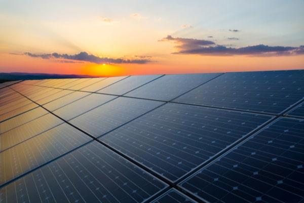 Energié solaire en ville