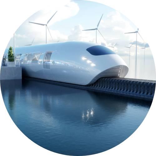 Mobilité verte, le train du futur