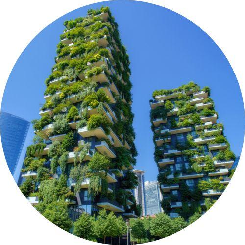 ville du futur écologique
